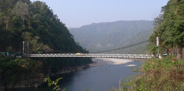 Dawki Bridge