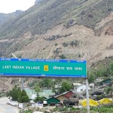 Mana Village is last village on India China Border and Holy Temple of Badrinath is just 4 Km from here.