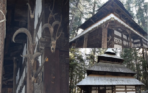 Hidimba Temple Manali