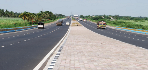 surat expressway part of qolden quadrilateral