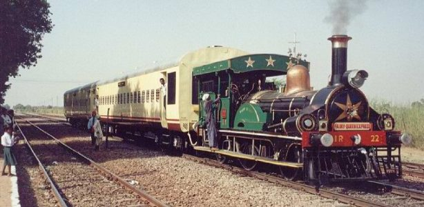 Fairy Queen was certified by the Guinness Book of Records as the world's oldest train in regular operation.