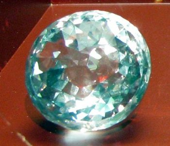 Replica of Great Mogul Diamond, Similar to Koh-I-Noor Diamond. Image Source: wikipedia.org