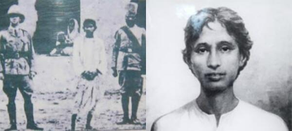 Khudiram Bose was one of the youngest revolutionaries of India and at the time he died he was just 18 years old.