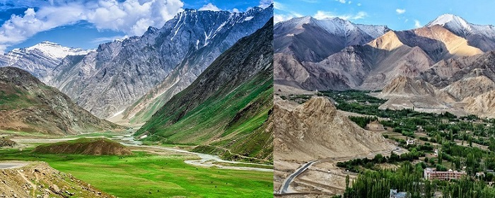 Natural beauty of State for which it was known.