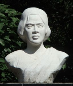 "Pritilata carried out Pahartali European Club attack of 1932. The club had a signboard that read ""Dogs and Indians not allowed""."