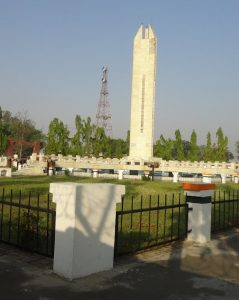 The Chauri Chaura Memorial in Gorakhpur