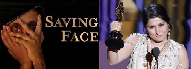 Sharmeen Obaid-Chinoy became first Pakistani (first female too) to win Oscars for her Documentary Saving Face (2012)