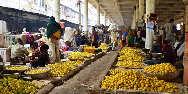 azadpur vegetable market
