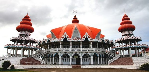 Arya Dewaker temple in suriname