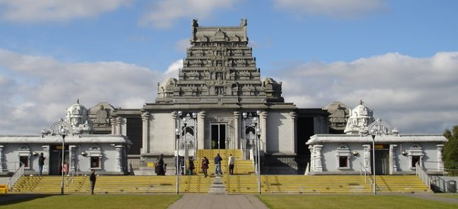 Tirupathy Balaji Temple in Tividale