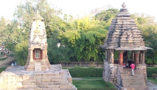 Khajuraho Group of Temples Images