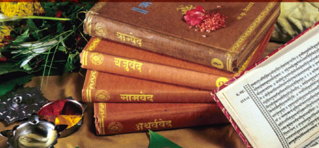 The Vedas are the Central Book In Hinduism