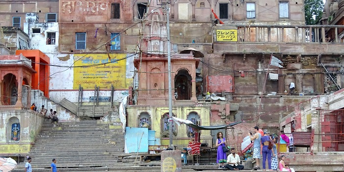 Ghats of Varanasi and Ahilyabai Ghat