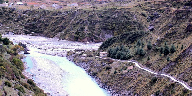 Keshavprayag : Confluence of River Alaknanda and River Saraswati