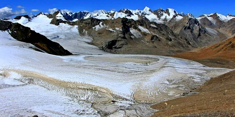 Pin Parvati Pass Himanchal Pradesh India