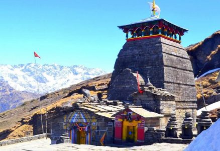 Trek to Highest Shiva Temple in The World: Tunganath Temple