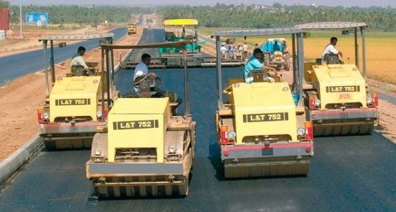 L&T was one of the major construction company involved in Golden Quadrilateral. Source: constructionweekonline.in