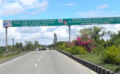 National Highways Authority of India (N.H.A.I) construct and manages most of the roads in India