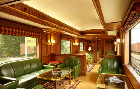 Maharajas Express is most expensive train in the world and a single day charge of travelling in this train is more than $3000 or 2 Lack INR. But comparing the facilities it is worth travelling in this train.