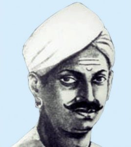 Mangal Pandey promised that he will kill the first Englishmen that he set eyes on and assassinated Lieutenant Baugh.