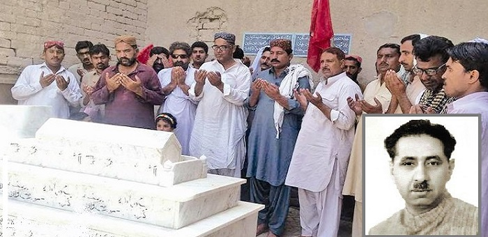 73rd death anniversary of Allah Bux Soomro. Source: Thesindhtimes.com