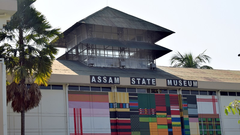 Assam State Museum In Guwahati. A Must Visit Place For History & Geography Lover