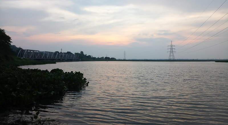 Dipor Bill Lake In Guwahati. A Place For Bird Watching & Photography