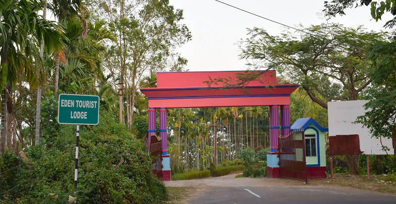 Eden Tourist Lodge By Tripura Government In Jampui Hill