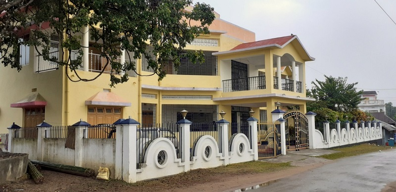 Sagarika Parjatan Niwas A Tourist Guest House Managed By Tripura Government At Damboor Lake